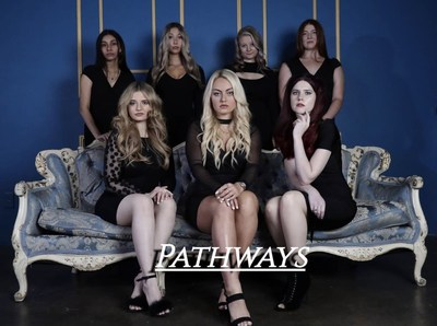 Pathways A coming of age Drama series Created by Abraham Lopez Production A Greek God Entertainment LLC. @agreekgodprod Pathways @pathwaysagge