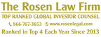 ROSEN, A TOP RANKED LAW FIRM, Encourages Zymergen Inc. Investors with Losses Secure Counsel Before Important October 4 Deadline in Securities Class Action – ZY