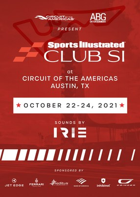Club SI is produced by ABG Entertainment and Circuit of The Americas.